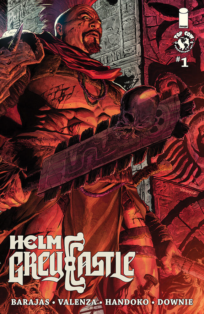 Helm Greycastle #1  Cover C