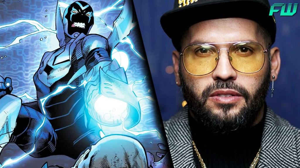 3 Blue Beetle DCEUs First Latino Superhero Lands Angel Manuel Soto As Director
