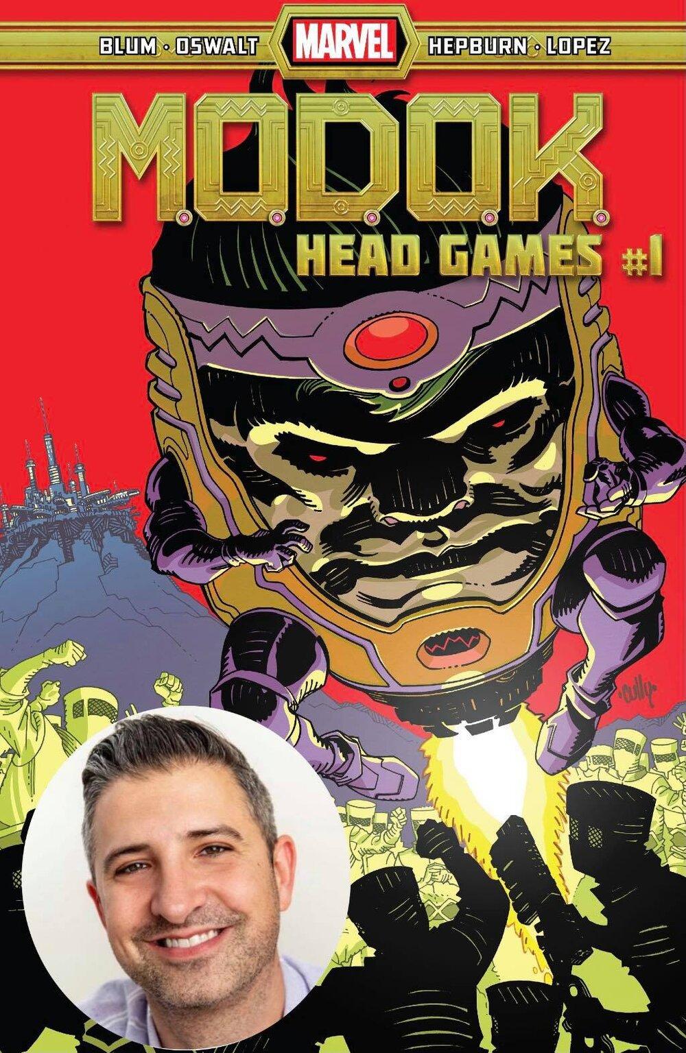 Jordan Blum M.O.D.O.K. Head Games.jpg