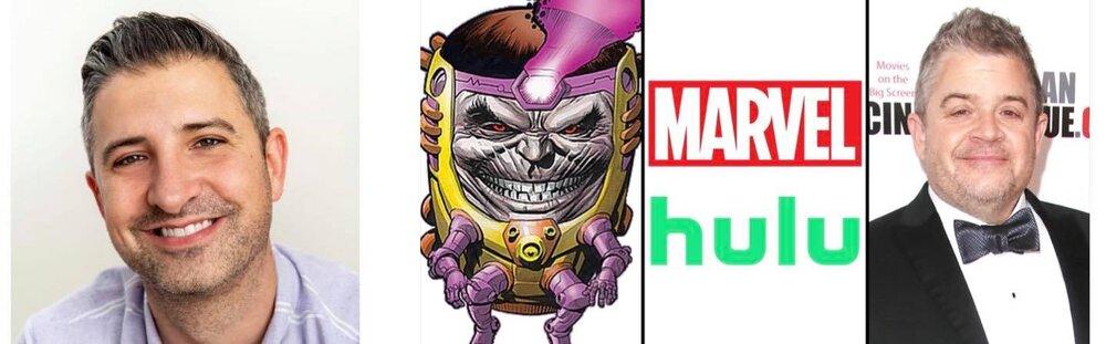 MODOK Jordan Blum Marvel Hulu Patton Oswalt.jpg