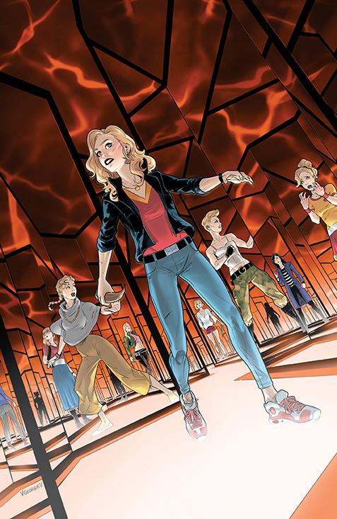 Buffy 026 Cover B Variant
