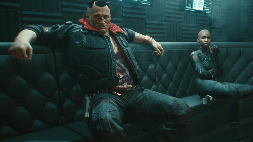 Cyberpunk 2077 — Official Trailer — The Gig 1 17 screenshot 1280x720 1