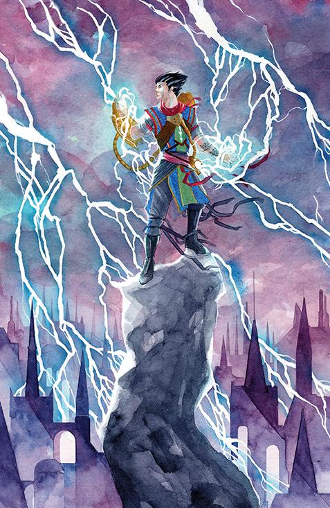 Magic 003 Cover D HiddenPlaneswalkerVariant