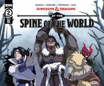 Dungeons & Dragons At the Spine of the World
