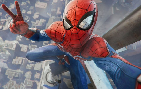 Spider Man PS4 Selfie Photo Mode LEGAL 752723709 1616362779816