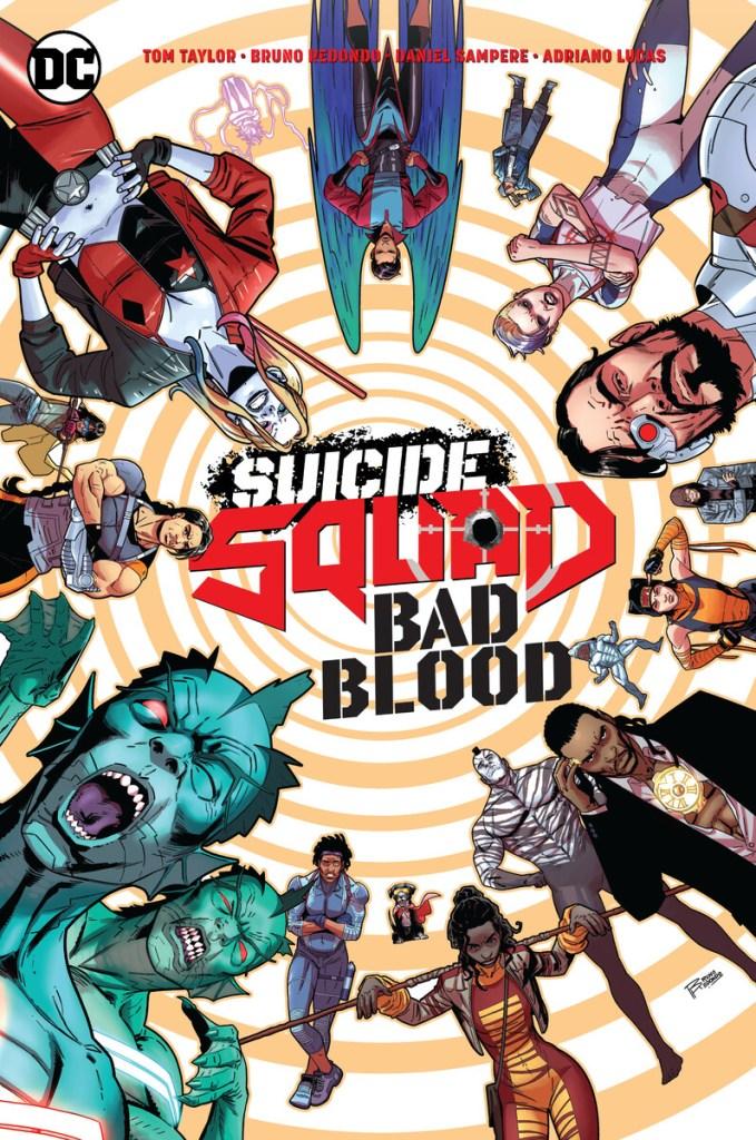 Suicide Squad Bad Blood Tom Taylor Bruno Redondo 60496fec797665.38776879