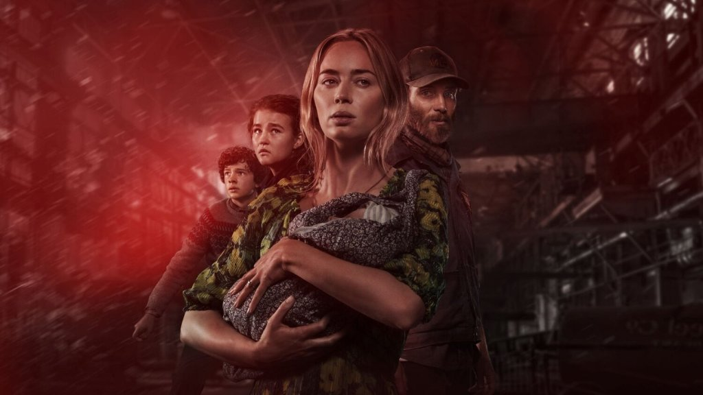 a quiet place part ii release date moved up to memorial day