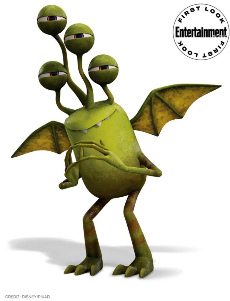 monsters at work duncan disney series 2021