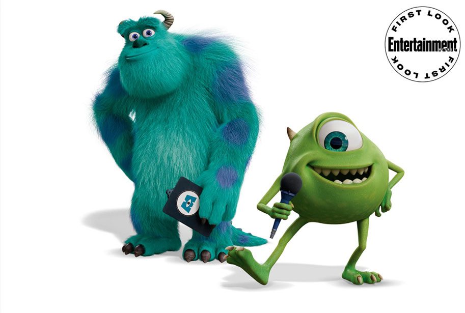 monsters at work mike sulley disney series 2021 1