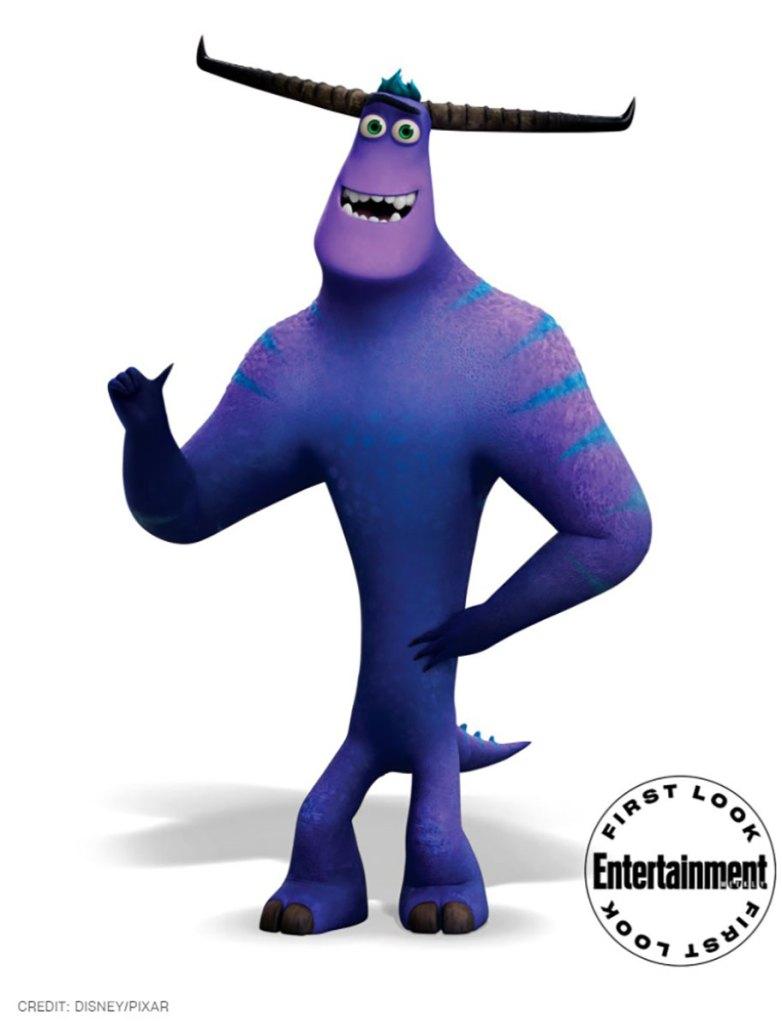 monsters at work tylor tuskmon disney series 2021