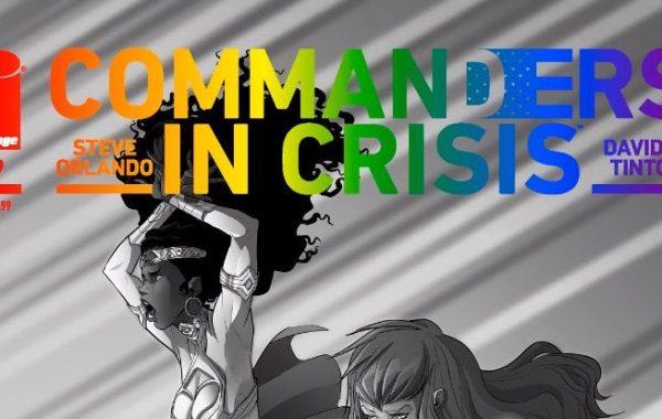 Commanders in Crisis Pride Month Variant