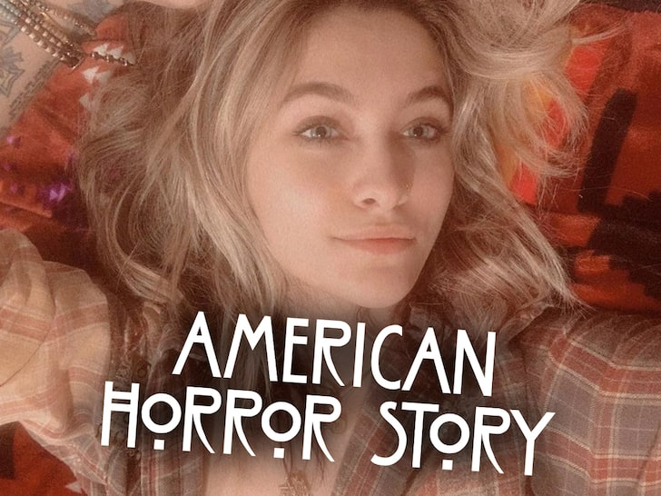 Paris Jackson in American Horror Story: Double Feature