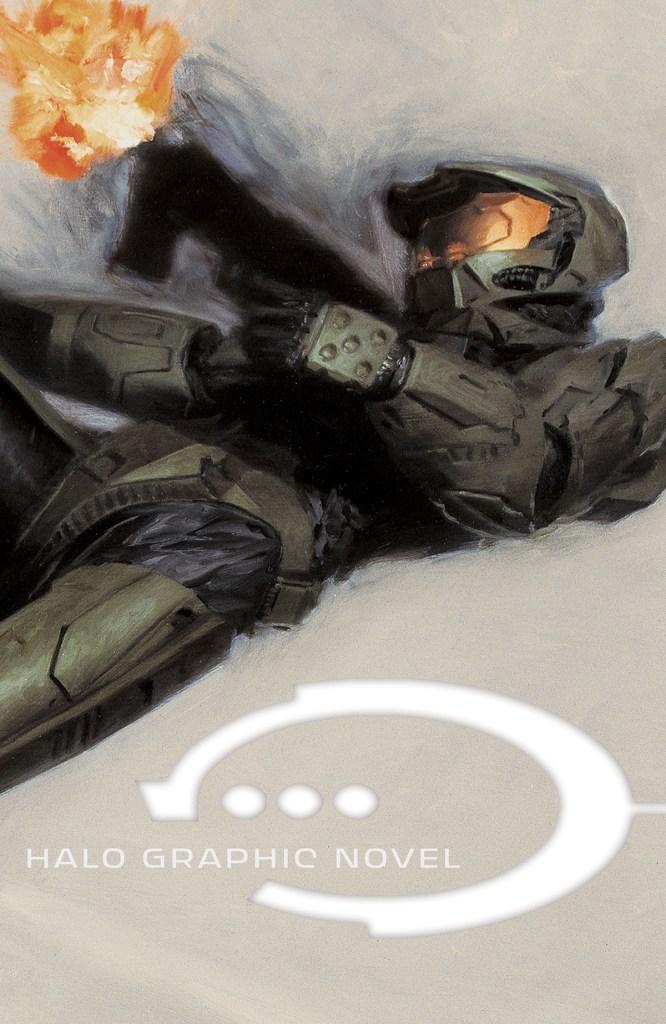 Halo Graphic Novel
