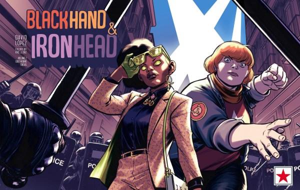 BlackHand & IronHead Volume 1