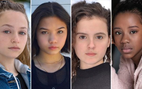 Paper Girls TV Show