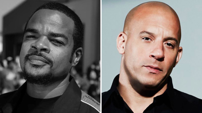 Vin Diesel and F. Gary Gray