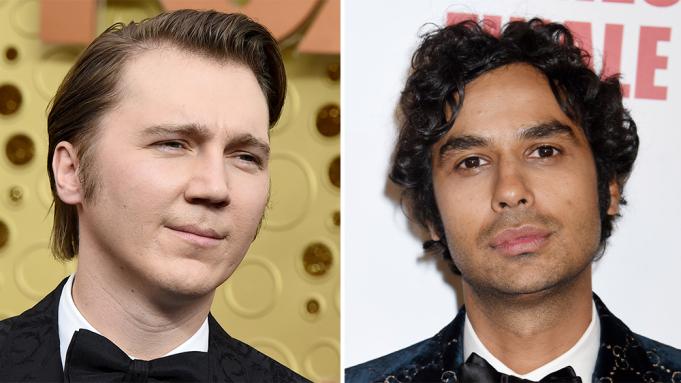 Paul Dano and Kunal Nayyar Join Adam Sandler's Netflix Film 'SPACEMAN'