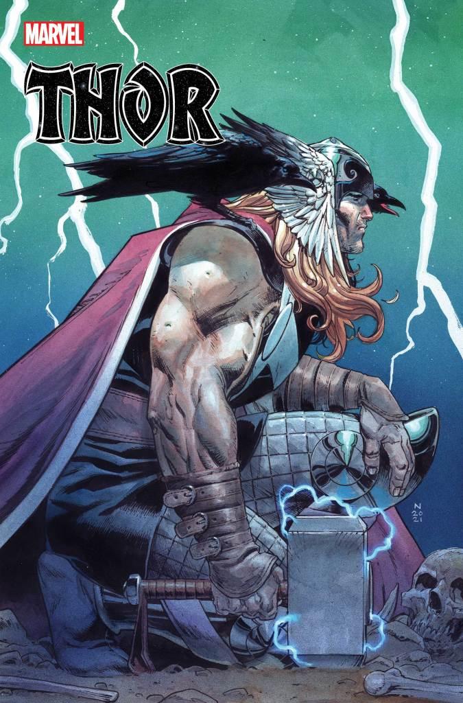 Thor #15 Nic Klein Variant Cover