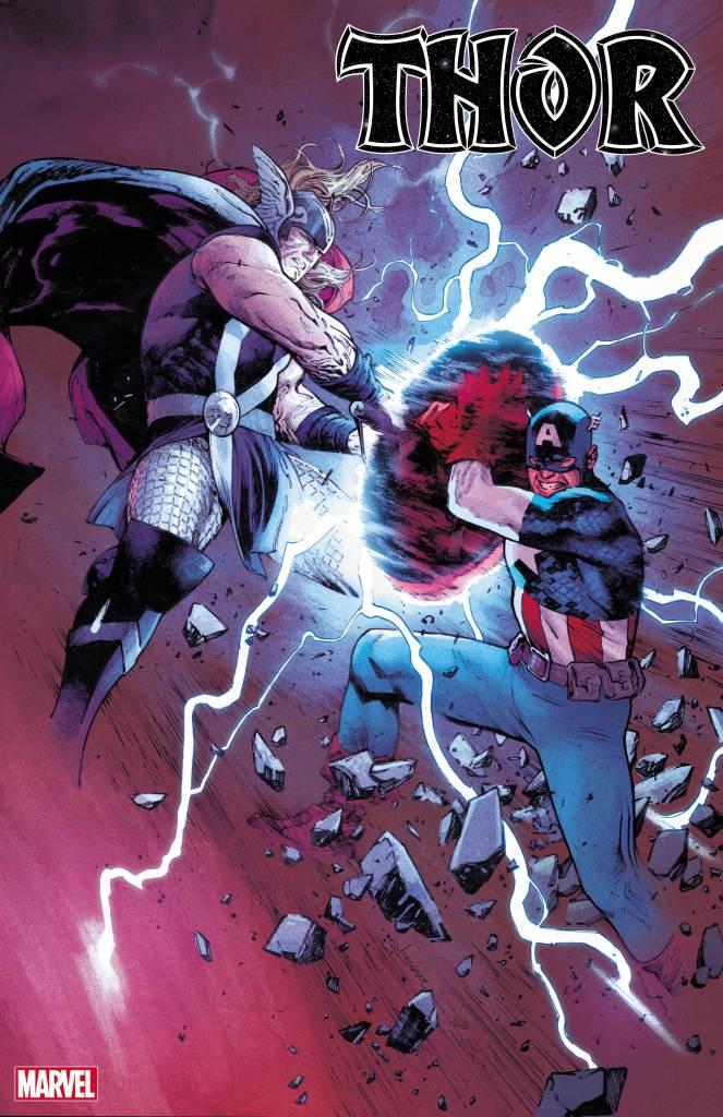 Thor #15 Olivier Coipel Cover
