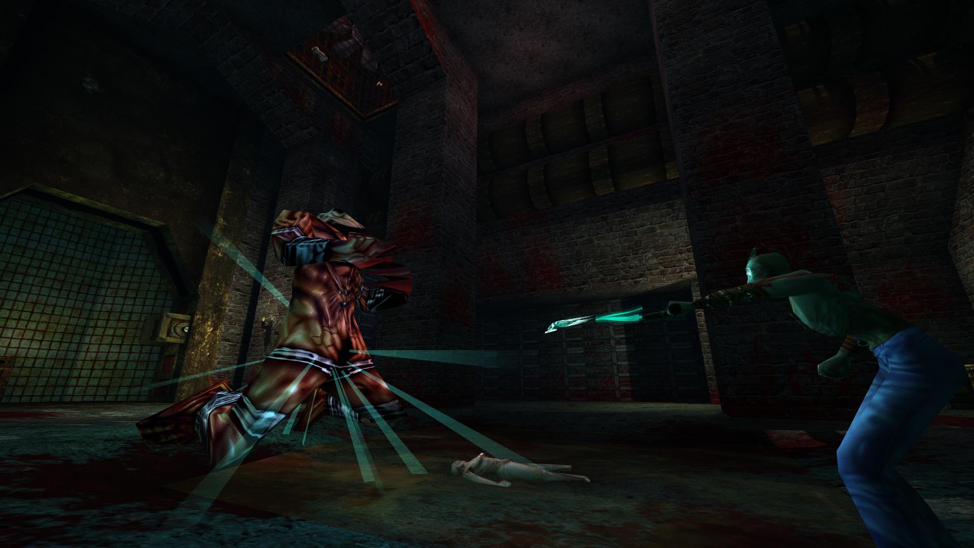 experimentation rooms dying trueform