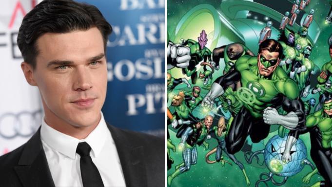 Finn Wittrock as Green Lantern