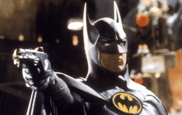 Micheal Keaton Batman
