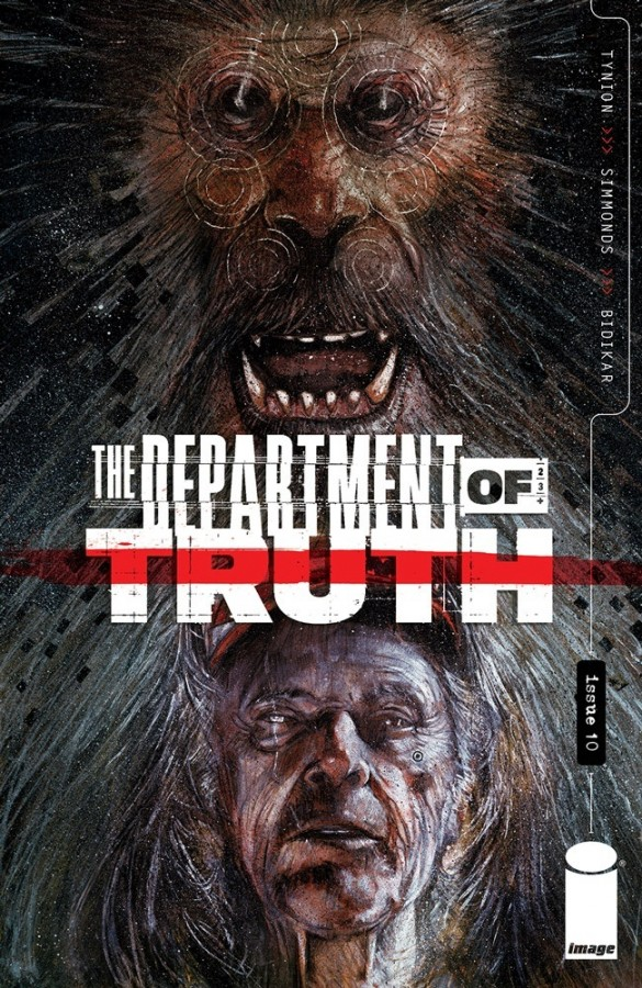 The Department of Truth Bigfoot