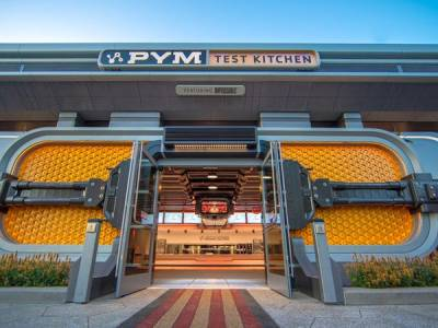 Pym's Test Kitchen