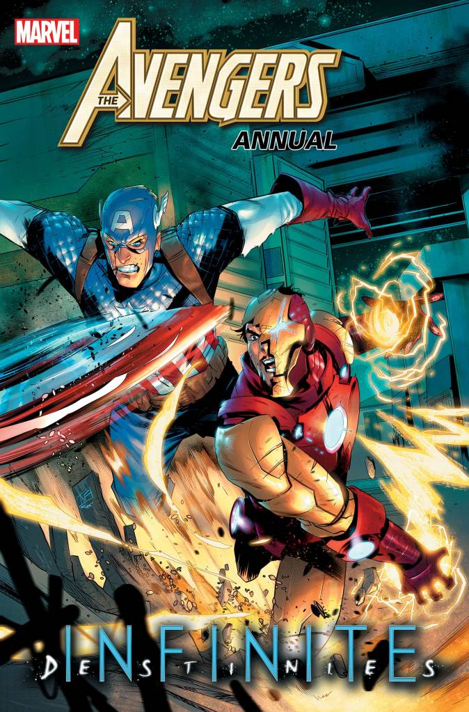 The Avengers Annual #1