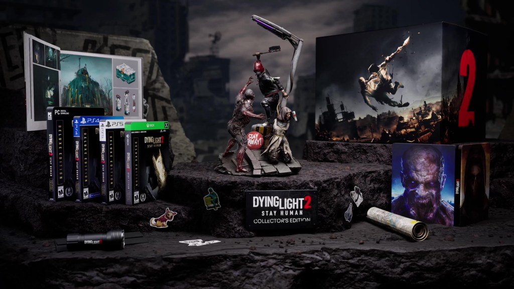 Dying Light 2 Collectors edition
