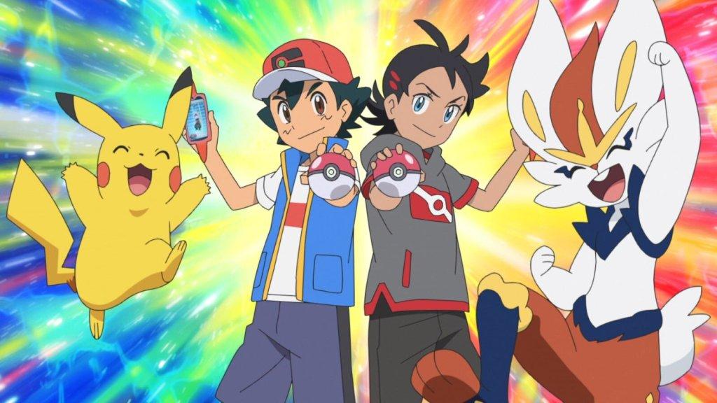 Pokemon Master Journeys The Series 2