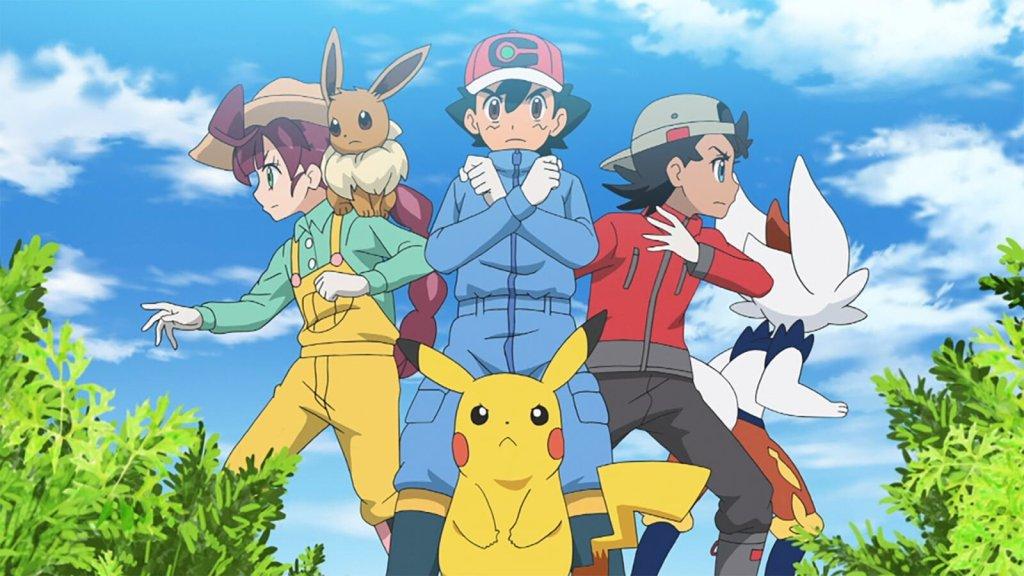 Pokemon Master Journeys The Series 4