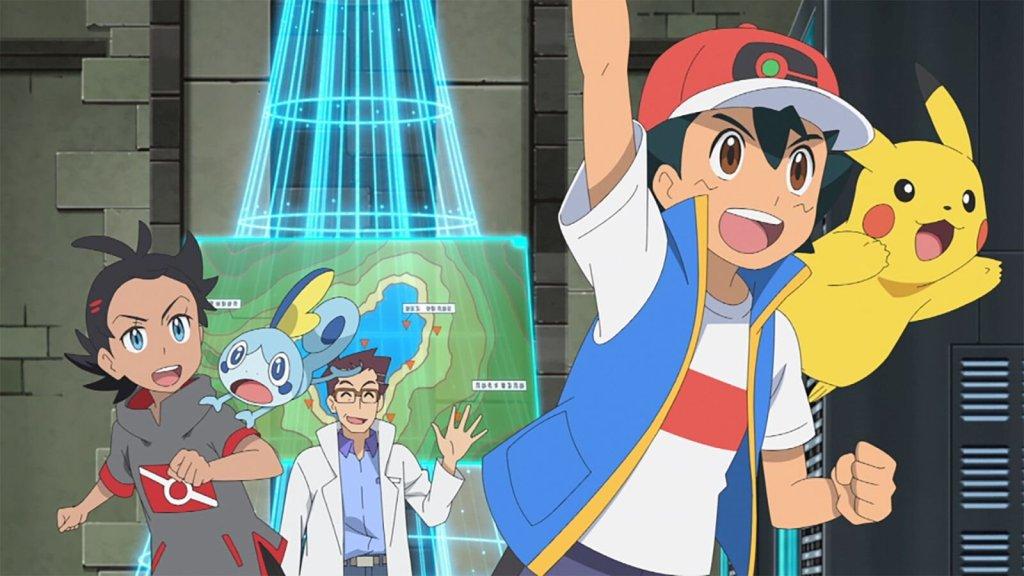 Pokemon Master Journeys The Series 7
