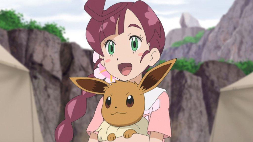 Pokemon Master Journeys The Series 8