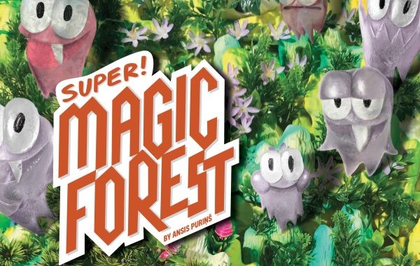 Super Magic Forest