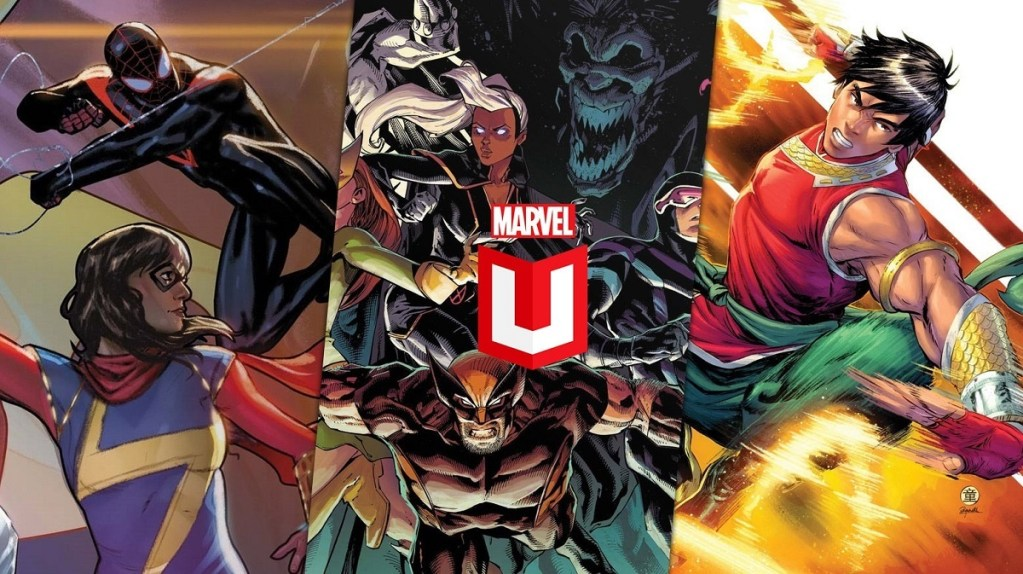 Marvel Unlimited May 2021