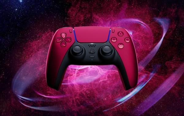 PS5 Cosmic Red