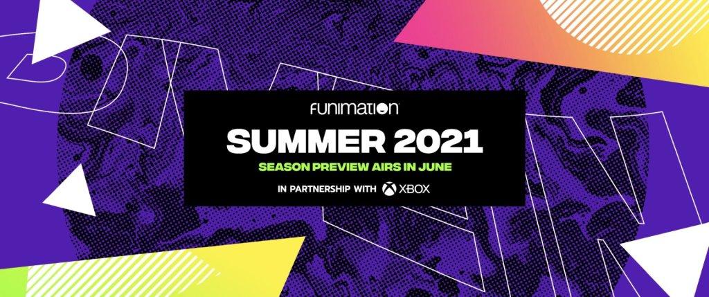 Funimation Summer 2021 Season Preview