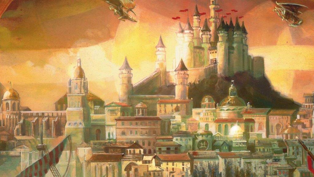 Dungeons & Dragons movie