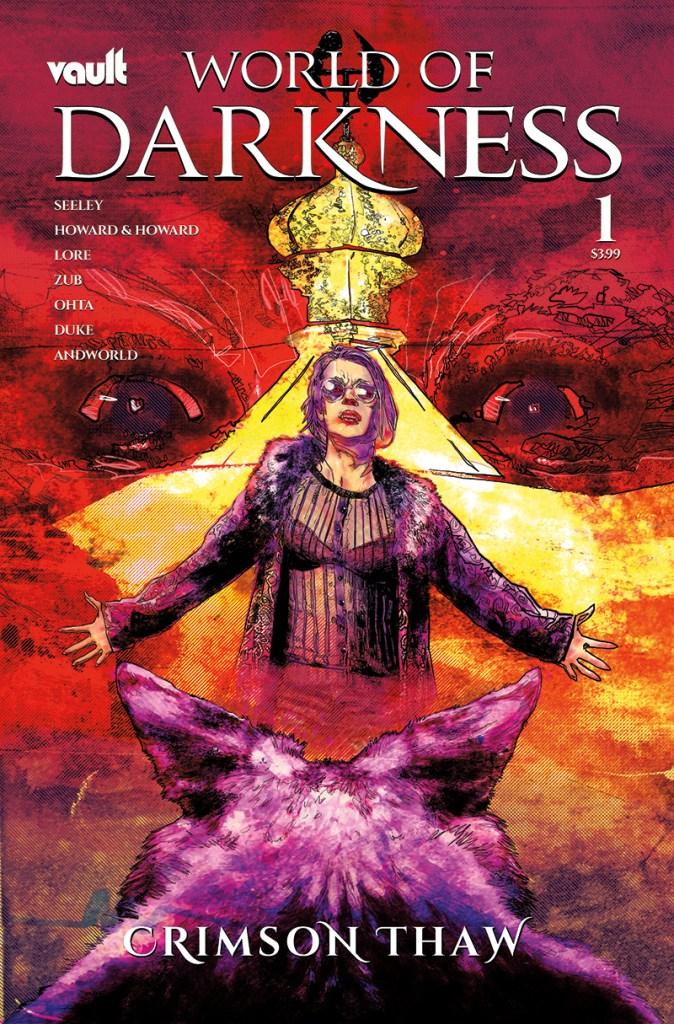 World of Darkness: Crimson Thaw