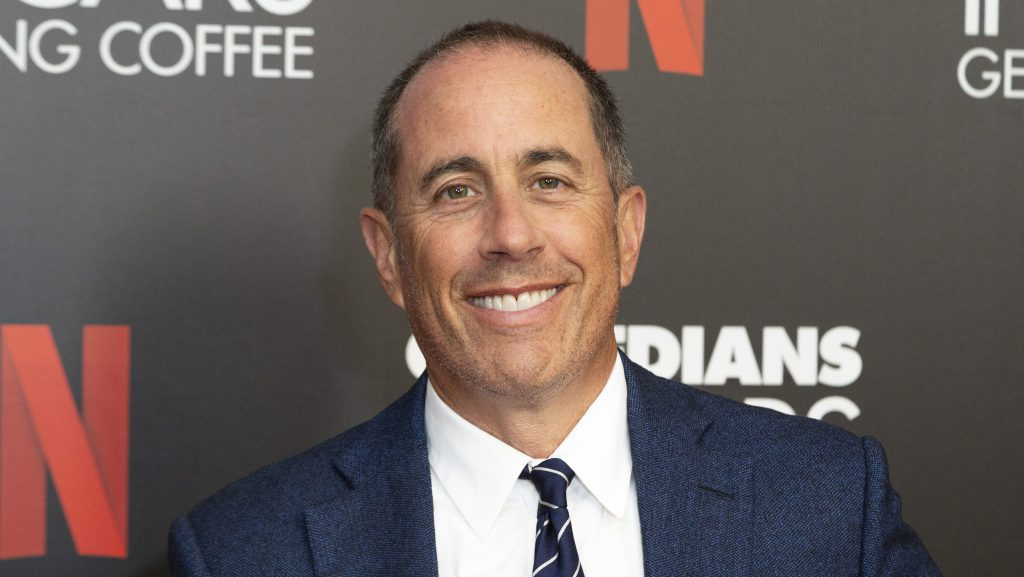 Jerry Seinfeld Unfrosted