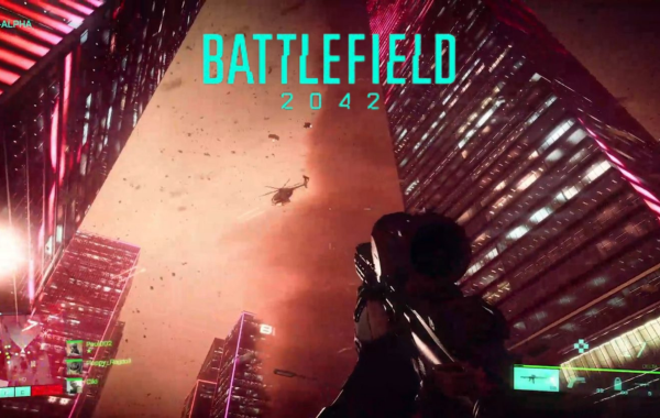 First Gameplay For Battlefield 2042