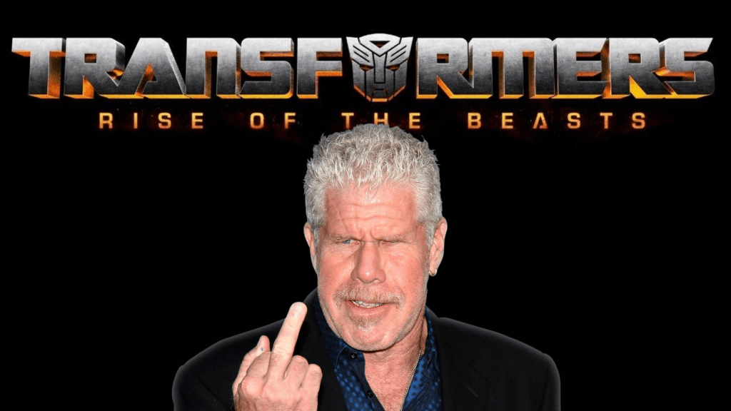 Transformers: Rise of the Beasts - Ron Perlman