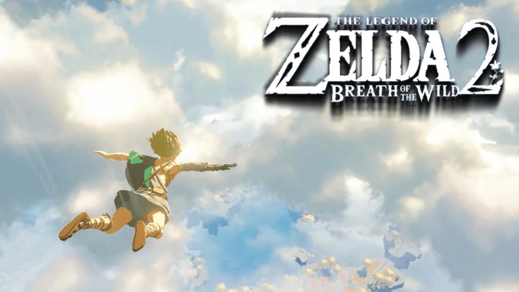 The Legend of Zelda: Breath Of The Wild Sequel Gameplay