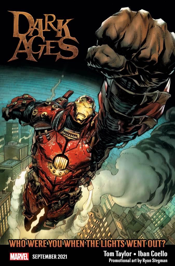 DARKAGES Iron Man
