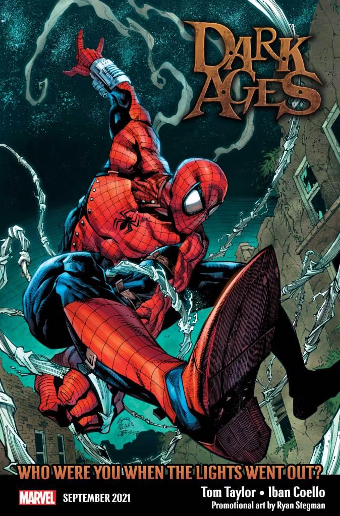DARKAGES Spider Man