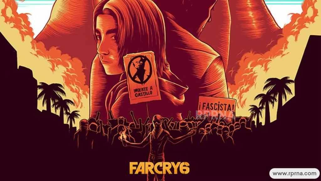New Far Cry 6 Trailer