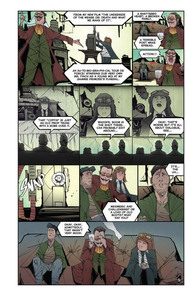 Pages from Darling Issue Two REVIEW 5
