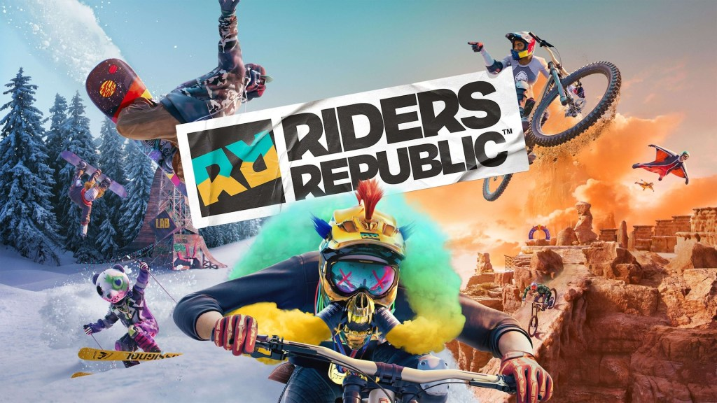 Riders Republic beta