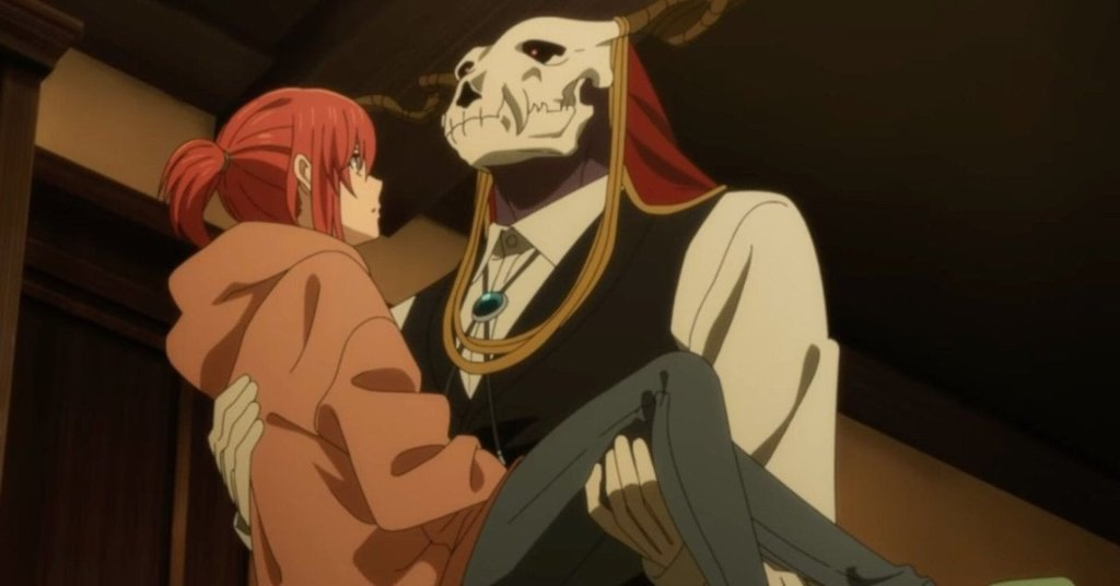 The Ancient Magus Bride The Boy from the West and the Knight of the Blue Storm